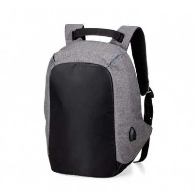 Mochila Anti-Furto USB - Spaceluz Brindes
