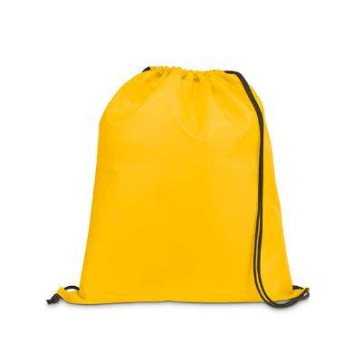 Mochila saco confeccionada em Nylon - Spaceluz Brindes
