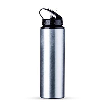 spaceluz-brindes - Squeeze de alumínio 800ml com bico e tampa rosqueável