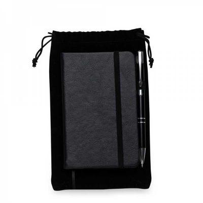 Kit executivo caderneta e caneta - kex006