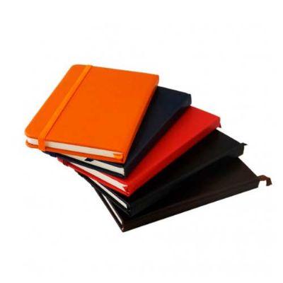 Caderneta sintética diversas cores - MLK002