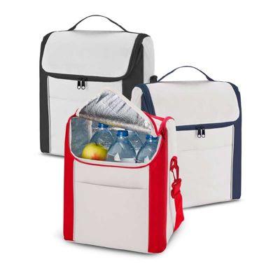 - Bolsa térmica 600D indispensável para o acondicionamento de latas, garrafas, mamadeiras, sanduíches, entre outros. Material durável e com acabamento e...