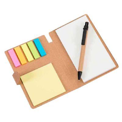 inmark-brindes - Bloco de Anotações com Sticky notes