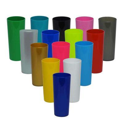multimidia-news - Copo Long Drink 330ml diversas opções de cores Material: PS Acrílico  Nossos copos Long Drinks são feitos apenas com produtos de excelente qualidade,...