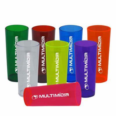 Multimídia News - Copo Long Drink 330ml Material: PS Acrílico  Nossos copos Long Drinks são feitos apenas com produtos de excelente qualidade, e passam por um rigoroso...