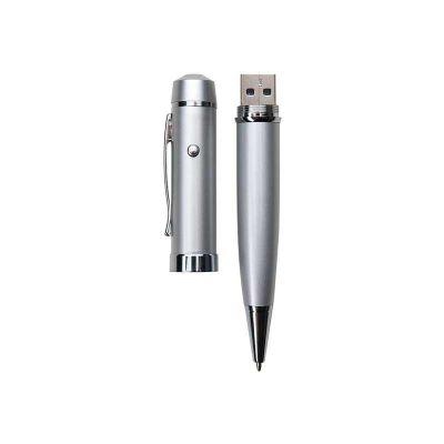 customiza-brindes - Caneta Pen Drive 8GB e Laser