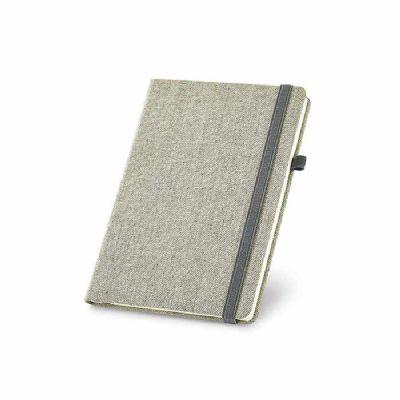 Customiza Brindes - Caderno capa dura com porta esferográfica