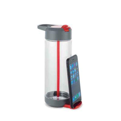 customiza-brindes - Squeeze com suporte para celular