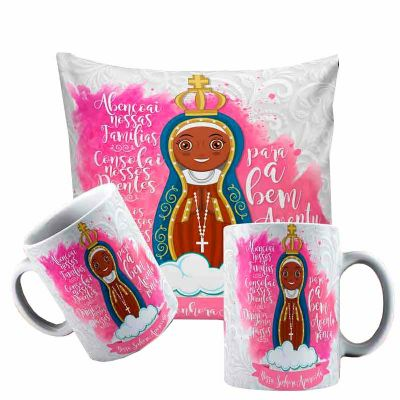 customiza-brindes - caneca cerâmica personalizada - temas católico
