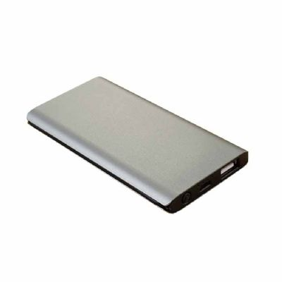 Prieto Brindes e Presentes Corporativos - Power Bank Slim Ultra Fino