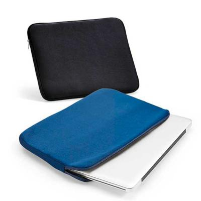 prieto-brindes-e-presentes-corporativos - Bolsa para notebook. Soft shell. Para notebook até 14''. 355 x 280 x 30 mm