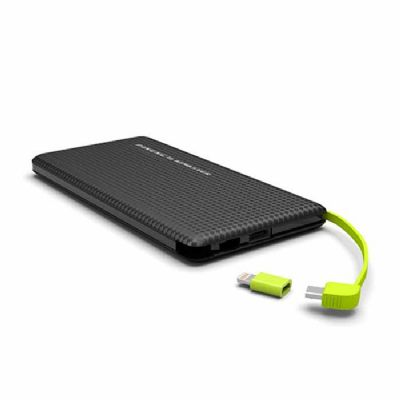 Prieto Brindes e Presentes Corporativos - Power Bank Slim