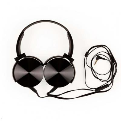 Headfone Bass Estéreo com Microfone - Totus Brindes