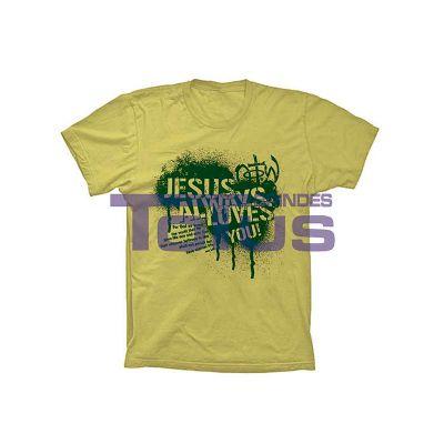 Totus Brindes - Camiseta algodão