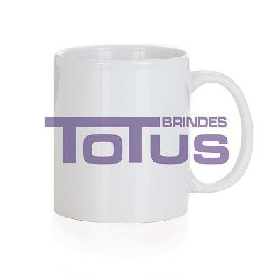 Totus Brindes - Caneca Cerâmica 300ml