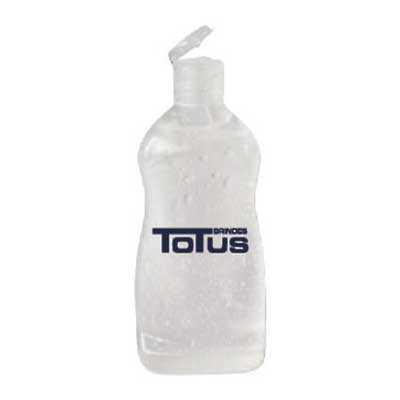 Álcool em gel 120ml com rótulo personalizado