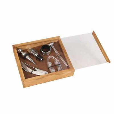 eco-design - Kit Vinho em caixa