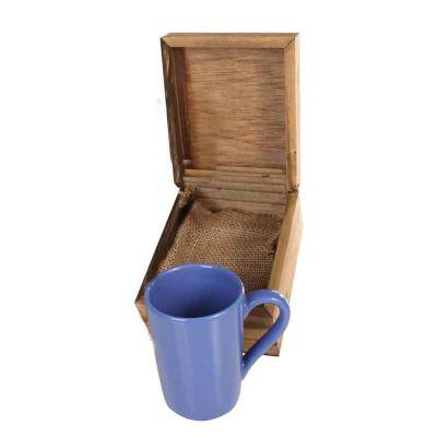 Kit Canecas e Xícaras com caneca 270 ml e caixa - Eco Design