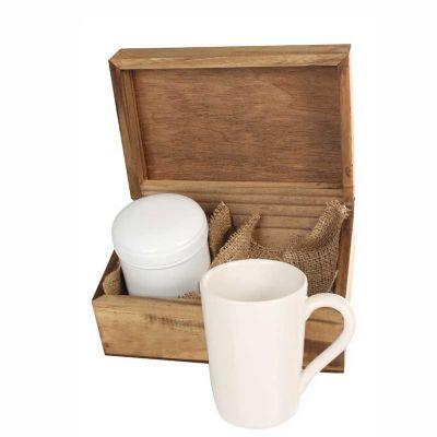 Kit Chá com caneca
