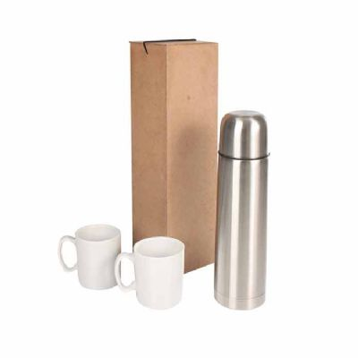 Eco Design - Kit Garrafa Térmica