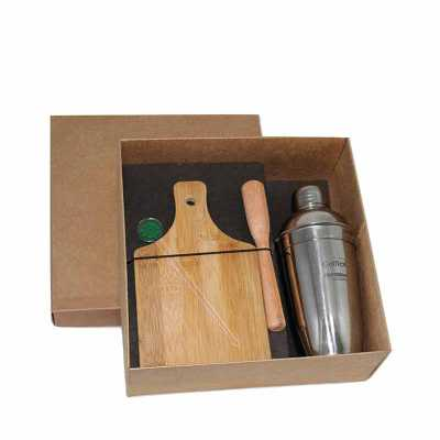 Kit Caipirinha Premium - Eco Design