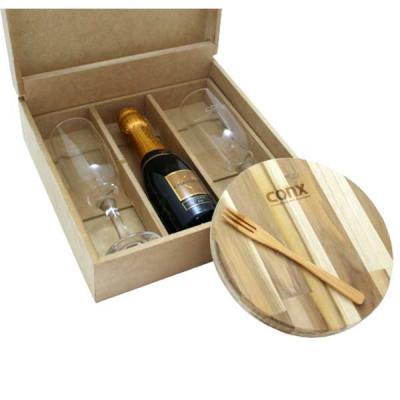 Kit Champanhe personalizado