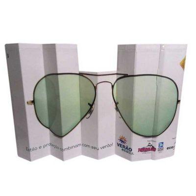 fabrica-do-tapasol - Tapa-sol De cartão micro ondulado para publicidade