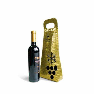 Fabrica do Tapasol - Bolsa para Garrafa de Vinho