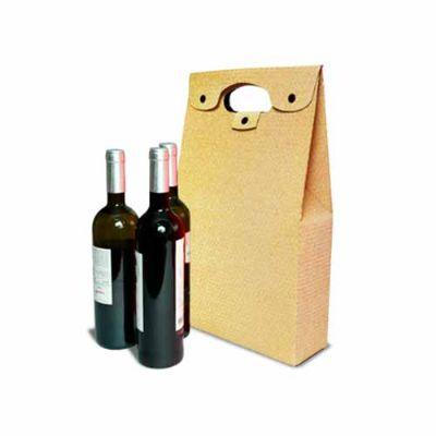 Fabrica do Tapasol - Embalagem para três Garrafas de Vinho