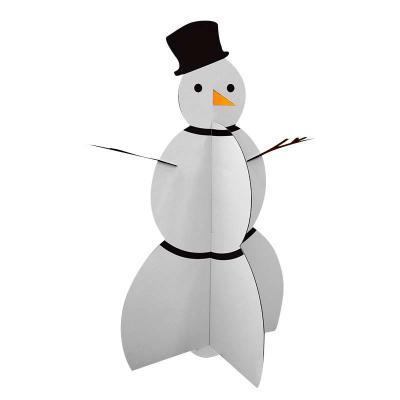 printi - Boneco de neve