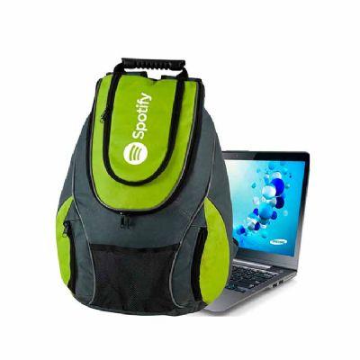 canal-promocional - Mochila com porta notebook personalizada
