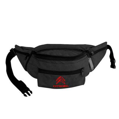 Canal Promocional - Pochete personalizada com várias divisórias, somos fabricantes produzimos esse produto em diversas cores, fabricada em nylon 600, possui 5 bolsos e ci...