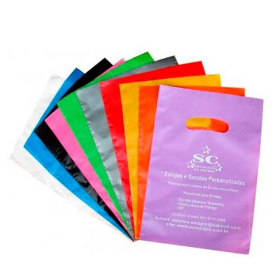 Gráfica Comvil - Sacola Plastica Personalizada