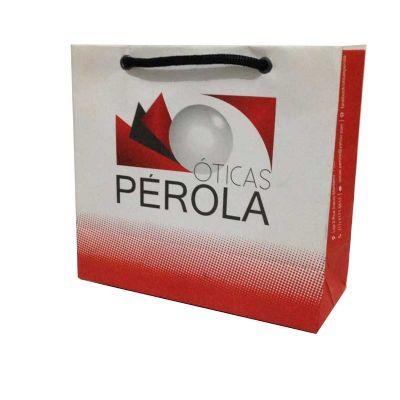 Sacola personalizada - Gráfica Comvil