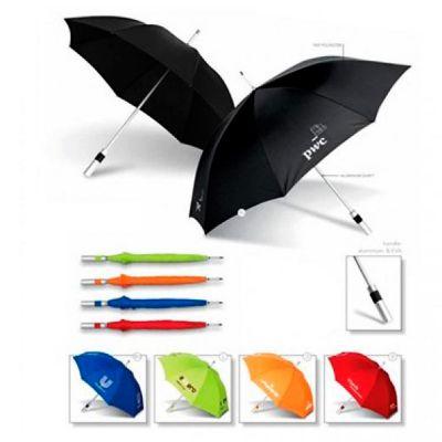 Amoriello Brindes Promocionais - Guarda-chuva poliéster