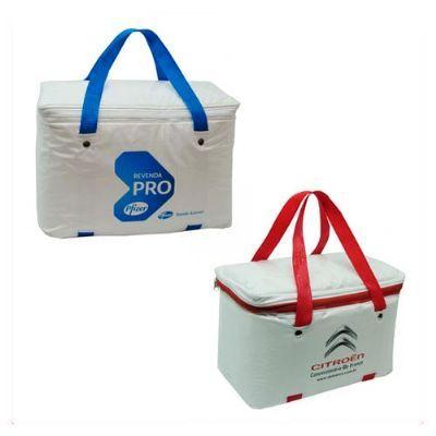 Bolsa térmica 12 litros - Amoriello Brindes Promocionais
