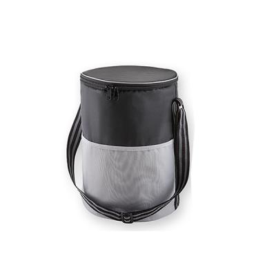 amoriello-brindes-promocionais - Bolsa térmica em nylon personalizada.