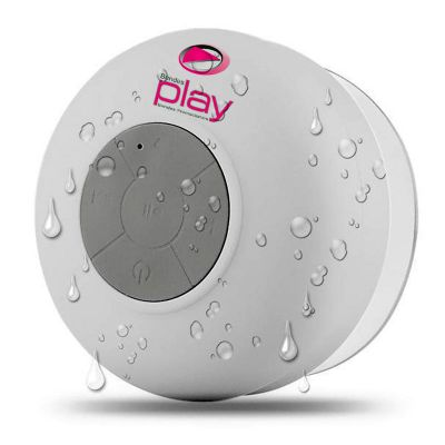 Amoriello Brindes Promocionais - Caixa de som bluetooth resistente à água