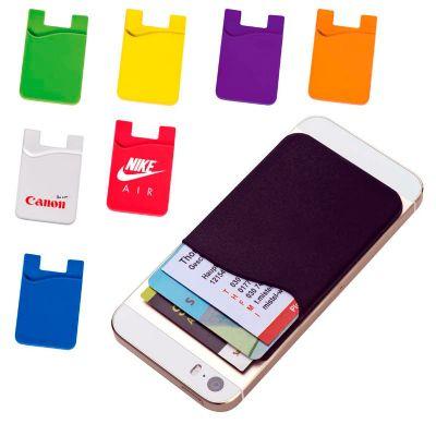 Amoriello Brindes Promocionais - Porta cartões para smartphone