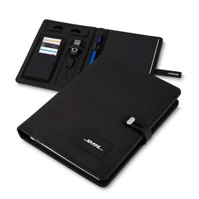 Caderno Power Bank 4000mah Personalizado