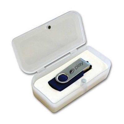 Amoriello Brindes Promocionais - Embalagem para Pen drive.
