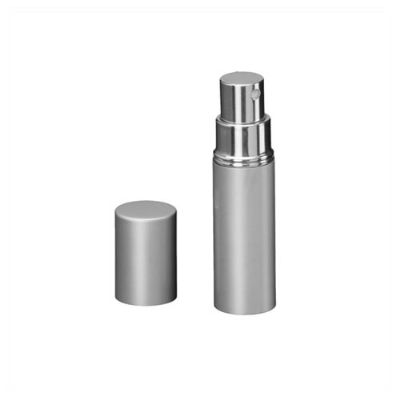 Amoriello Brindes Promocionais - Porta perfume de metal.