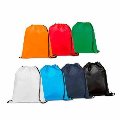 WP Brindes Personalizados - Sacola tipo mochila