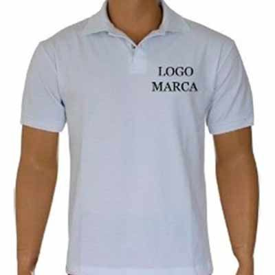 WP Brindes Personalizados - Camisa Polo masculina