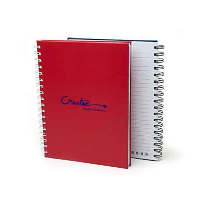 Caderno de Capa Dura personalizado - Star Promocionais