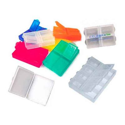 star-promocionais - Porta Comprimido Plástico Personalizado