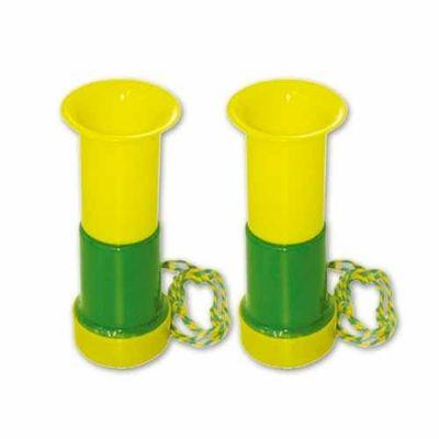 Star Promocionais - Corneta Verde e Amarelo