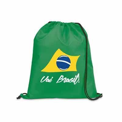 Star Promocionais - Mochila saco copa do mundo