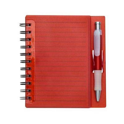 Epicentro Brindes - Bloco de anotações com caneta