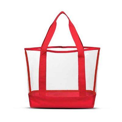 Sacola promocional em PVC - Super Bag Artigos Promocionais